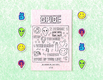 Spice Girls, the fanzine