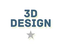 3D Design & Renderings