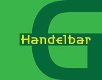 Handelbar Gothic Medium Free Font