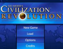 Civilization Revolution for IPhone