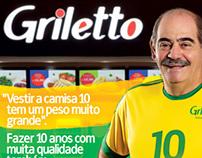 Griletto 10 anos