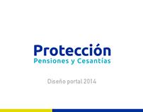 Protección Portal Transaccional 2014