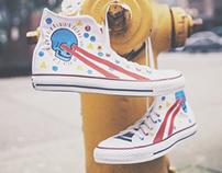 Nordstrom Pop-In Shop - Converse