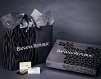 Banana Republic Retail Packaging