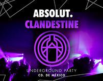 Absolut Clandestine Party