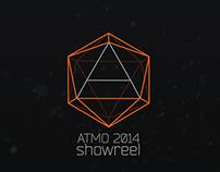 ShowReel 2014 by AtmoStudio