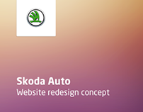 Skoda Auto Redesign