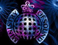 Ministry of Sound, Saturday Sessions - Poster Design