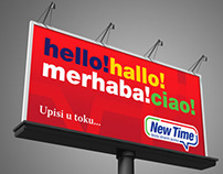 New Time Ad