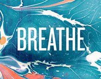 BREATHE Marbling Project.
