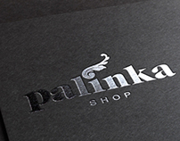 Palinka Shop - Logo Design