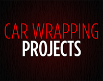 CAR WRAPPING projects