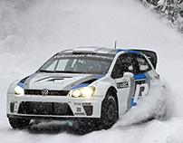 Volkswagen Motorsport Calendar 2013