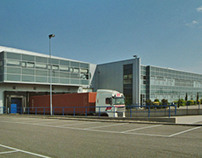 Alcatel DC & warehouse, Vlaardingen, the Netherlands