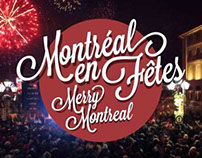 It's holiday season ! - Merry Montreal