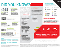 AMD APU 2013 Infographic
