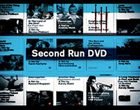 SecondRun DVD Projects