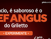 Beef Angus Griletto