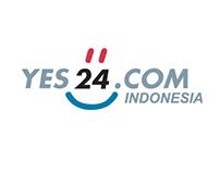 Yes24 Indonesia - Korean online shopping