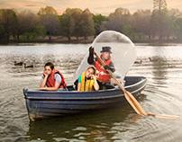 AIG - Family on boat - Mccann World Group