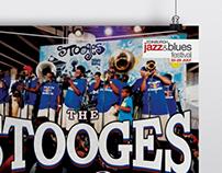 Edinburgh Jazz & Blues Festival work
