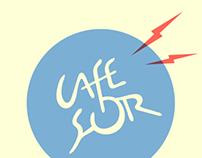 Café Sør DJ Posters (1st Quarter 2014)