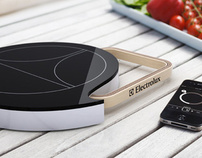 902 - Mobile Induction Hot Plate