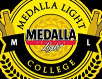 Medalla Light College - Justas'14