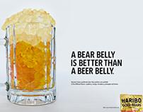 Haribo Gold Bears: Bear over Beer