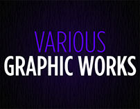 VARIOUS GRAPHIC WORKS