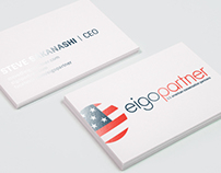 EigoPartner // Branding