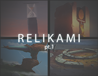 Relikami - First 4 Illustrations