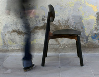 BARK Chair - Prototyped