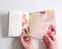 Live Brief // Textile Design Graduates Catalogue 2011