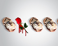 free iranian soldiers