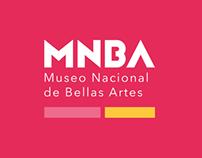Museo Nacional de Bellas Artes - Rebranding