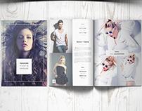 Fashion Photography Catalog / Brochure