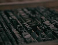Letter Press Printing