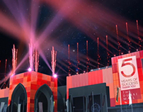 Events Stage design