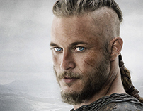 Vikings - Key art for online TV