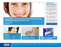 DentalCare's Web Site