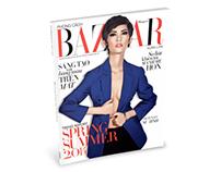 Harper's Bazaar Vietnam | 03.2014