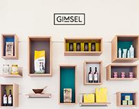 Gimsel, Organic Supermarket