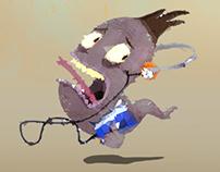 Ariel Sharon Park - Characters Design