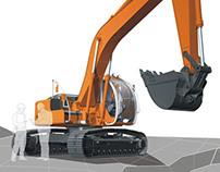 Universal excavator