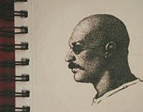 Bronson sketch