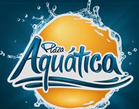 Motion Graphics Plaza Aquatica 2013