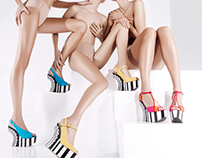 Sarkany shoes Campaign
