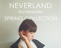 Neverland × geom spring collection