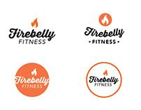 Firebelly Fitness Logo & Branding